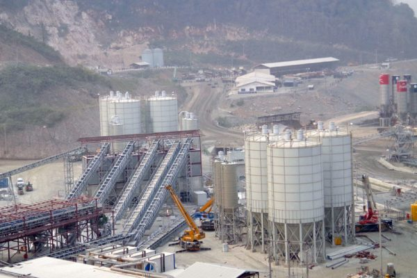 Cylindrical Cement Terminal 1