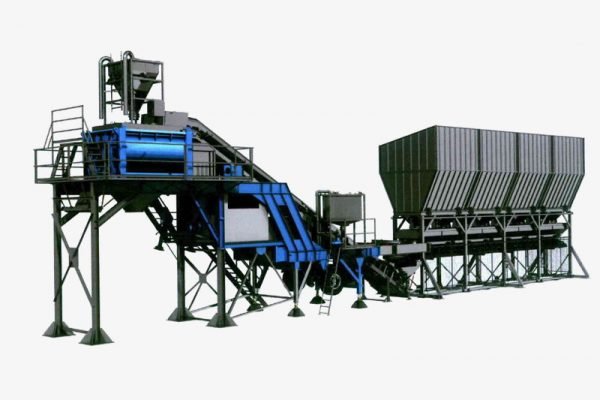 Mobile Concrete Batching Plant 3
